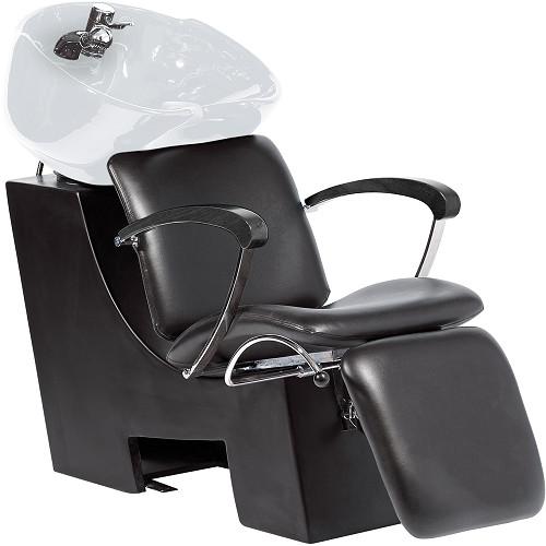 comair wien bac shampoing si ge noir cuvette blanche art 7000049 profi. Black Bedroom Furniture Sets. Home Design Ideas