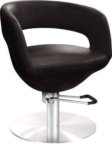 comair fauteuil de coiffure florenz fauteuil de coiffure noir no 3070079 profi. Black Bedroom Furniture Sets. Home Design Ideas