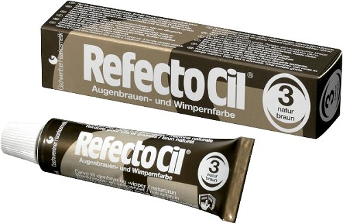 RefectoCil Teinture pour cils, Nr.3  Chatain