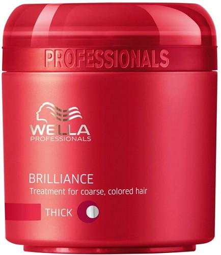 wella masque care brilliance 150 ml - Shampoing Wella Cheveux Colors