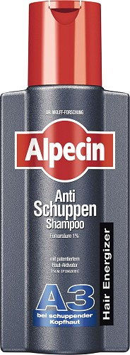 Alpecin Shampoing antipelliclaire A3 250 ml