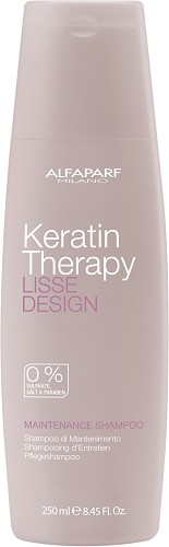 Alfaparf Lisse Design Keratin Therapy Maintenance Shampooing