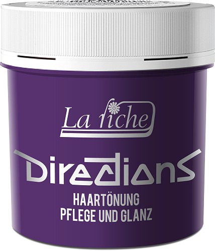 la riche directions coloration violet - Coloration Violet Permanente