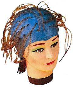 efalock bonnet m ches en caoutchouc peut tre utilis plusieurs fois profi. Black Bedroom Furniture Sets. Home Design Ideas