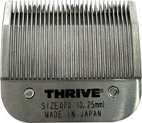 Thrive Tête de Coupe Fine taille 0000 / 0,25 mm