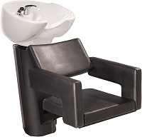 Original Best Buy Original Best Buy- Odeon Bac à Sahmpooing Complet  / Fauteuil Noir