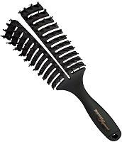 Hercules Sägemann Curved Vent Brush 8 - Rangs, 70 mm, no 9144