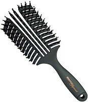 Hercules Sägemann Curved Vent Brush 10-Rangs, 90 mm, no 9145