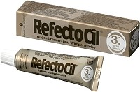 RefectoCil Teinture pour cils, Nr.3.1 Chatain Clair 15 ml