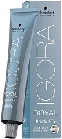 Schwarzkopf Igora Royal Highlifts 12-46 60 ml