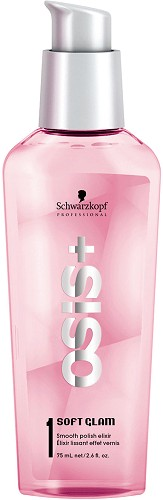 Schwarzkopf OSiS+ Soft Glam Smooth Polish Elixir 75 ml
