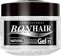 Bonhair Professional - Gel Coiffant Naturel 500 ml