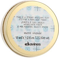 Davines More Inside - Argile Modelante Fixation Forte 75 ml