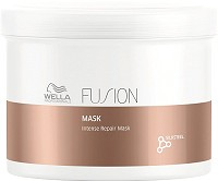 Wella Fusion Masque Réparateur Intense 500 ml