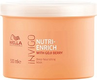 Wella Invigo Nutri-Enrich Masque Nutrition Intense 500 ml