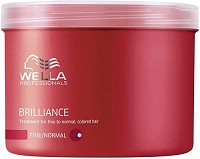 Wella Masque Care Brilliance 500 ml
