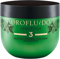 Orofluido Masque Amazonia Step 3 Deep Reconstruction