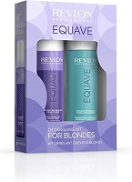Revlon Professional Coffret Cadeaux Equave Detangling Kit for Blondes