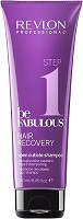 Revlon Professional Be Fabulous Hair Recovery Step 1 Open Shampooing 250 ml