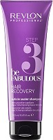 Revlon Professional Be Fabulous Hair Recovery Step 3 Sealer Shampoo 250 ml