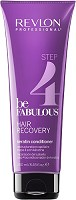 Revlon Professional Be Fabulous Hair Recovery Step 4 Keratin Conditioner 250 ml