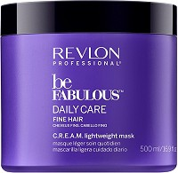 Revlon Professional Be Fabulous Daily Care Fine Hair CREAM Masque 500 ml