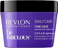 Revlon Professional Be Fabulous Daily Care Fine Hair CREAM Masque 200 ml