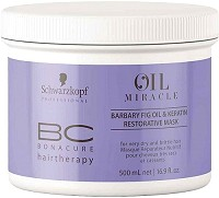 Schwarzkopf BC Oil Miracle Barbary Fig Oil Masque, 500 ml