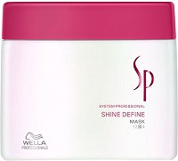 Wella SP Shine Define Masque 400 ml
