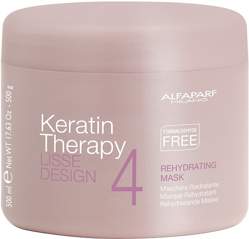Alfaparf Lisse Design Keratin Therapy Rehydrating Masque 500 g