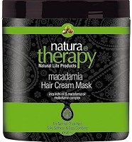 Morfose Natura Therapy Macadamia Cream Mask