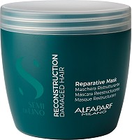 Alfaparf Milano Semi di Lino Reconstruction Reparative Mask 500 ml