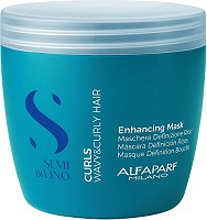 Alfaparf Milano Semi di Lino Curls Enhancing Mask 500 ml