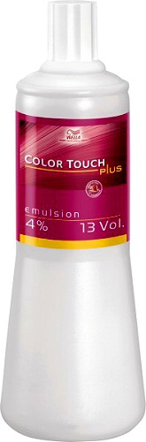 Wella Emulsion  Color Touch Plus 4% 1000 ml