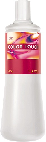 Wella Emulsion Color Touch 4% 1000 ml