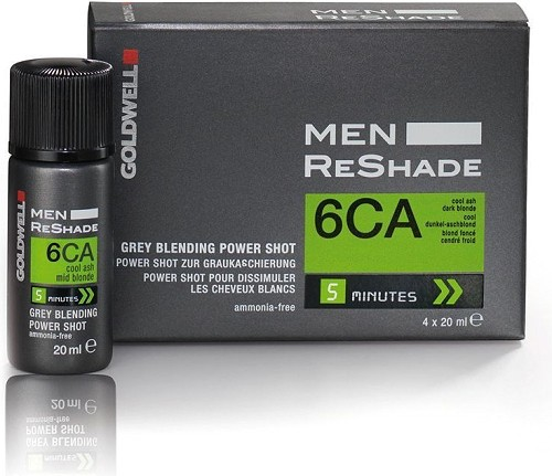 Goldwell Men Reshade 6CA 4x20 ml